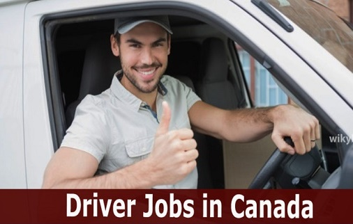 Work In Canada As a Driver