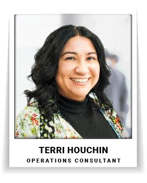 </p> <h4>Terri Houchin</h4> <p>
