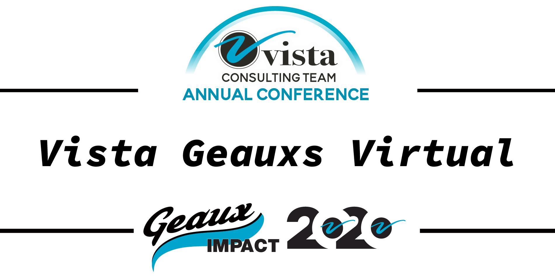 Geaux Impact 2020