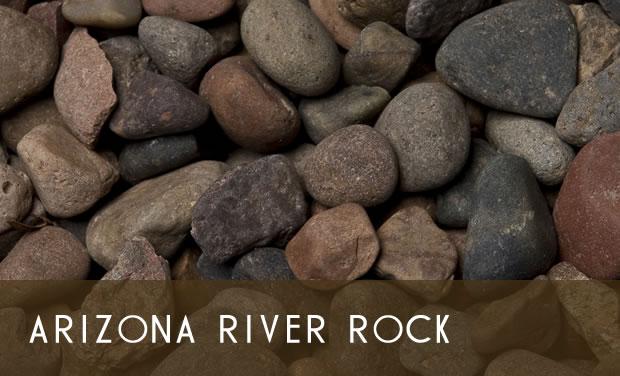 Dark Brown Landscape Rock