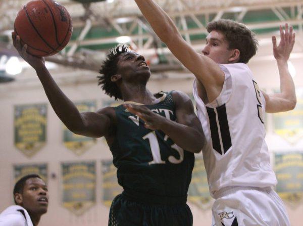 PHOTOS: Mens Varsity Basketball vs. Rock Canyon High ...