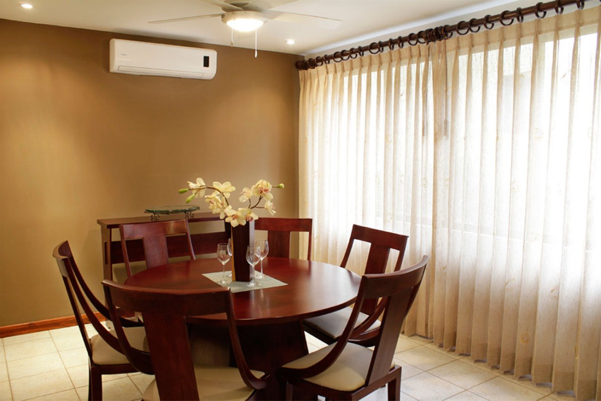 Dining Area in our Three Bedroom Villa 2