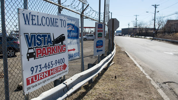 Newark Airport Security Parking
