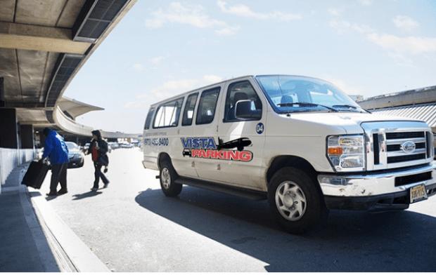 Newark Airport parking reviews