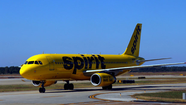 Spirit Airlines Newark