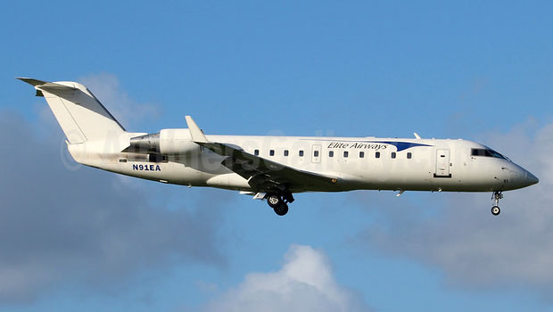 Elite Airways Newark