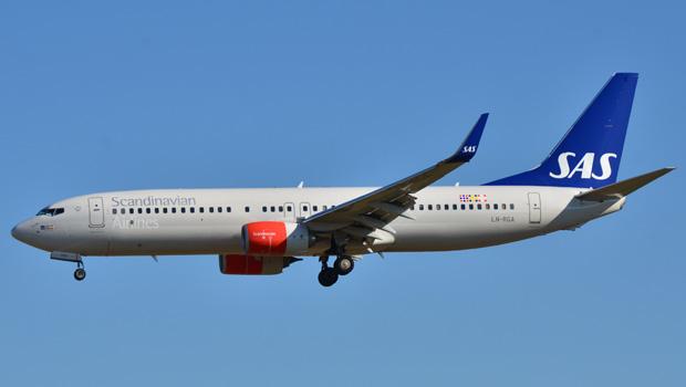 Scandinavian Airlines Newark