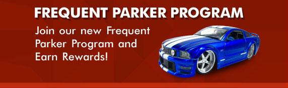Vista Frequent Parking Program
