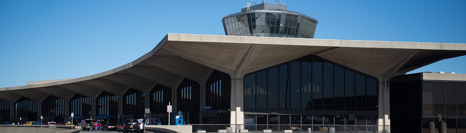 Newark Airport Parking Lots Hero