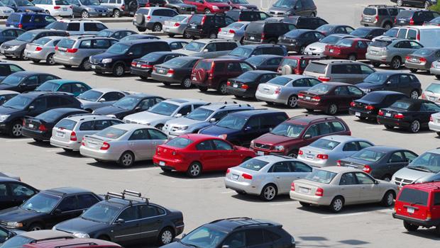 Newark Airport Economy Parking Lot P6