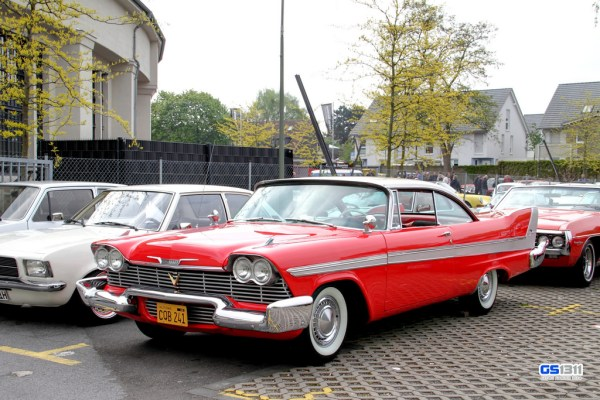 1958 Plymouth Fury wallpapers, Vehicles, HQ 1958 Plymouth ...