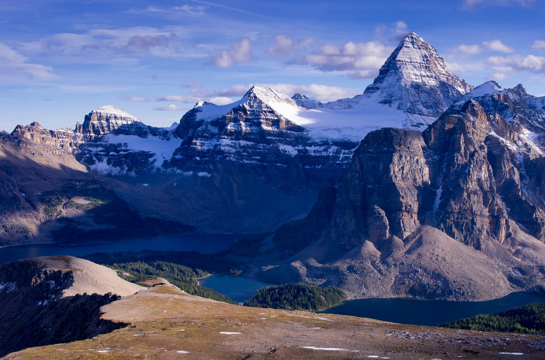 Banff national park encompasses some of the world's most magnificent scenery. Most Viewed Mount Assiniboine Wallpapers 4k Wallpapers