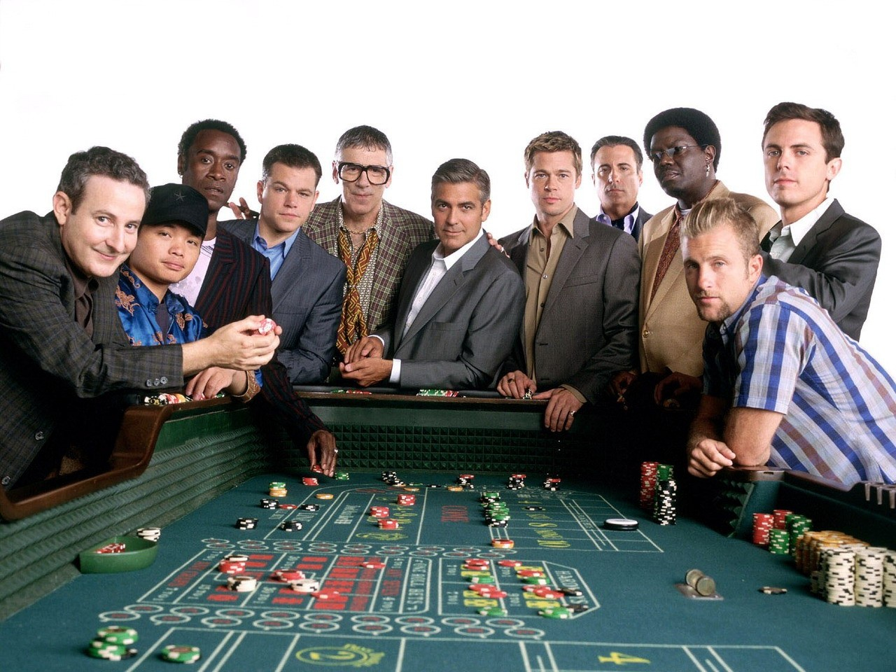 It's a fact that you may have heard before, but it bears repeating: Ocean S Thirteen Wallpapers Movie Hq Ocean S Thirteen Pictures 4k Wallpapers 2019