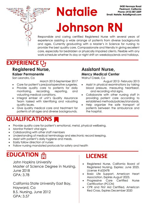 nursing_cv_resume_word_template