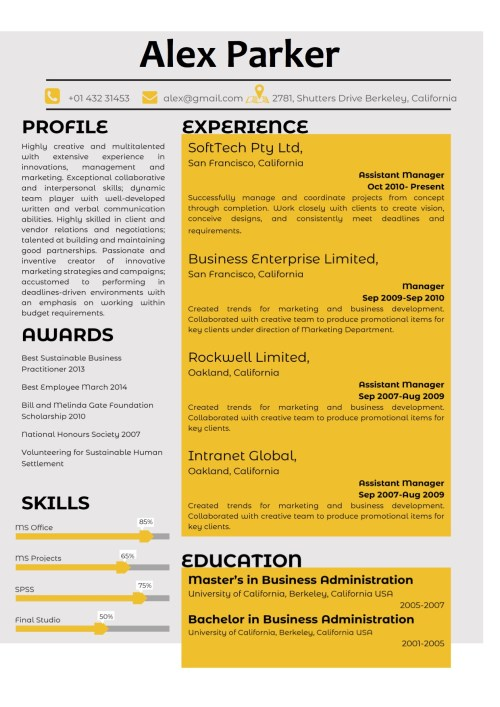 yellow_grey_corporate_professional_resume