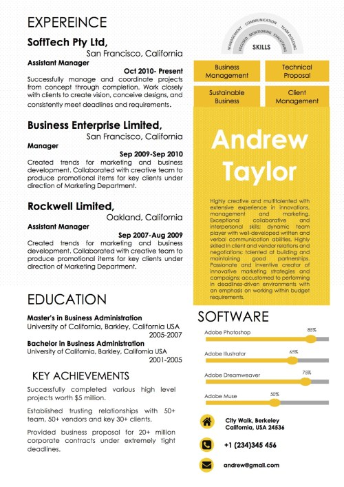 orange_boxed_word_template_resume