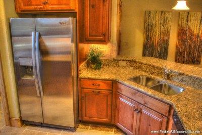 Kitchen-and-refrigerator