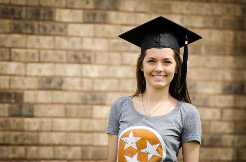 Nashville Graduation photography