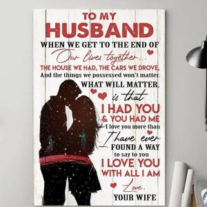 Gifts For Husband