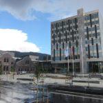 Den nye høgskolen på Kronstad i Bergen
