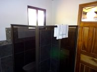 bathrooms in Kng room and 2 BR cabin