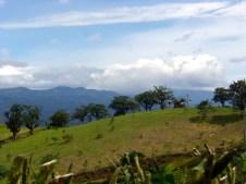 Views to San Ramon and mountains
