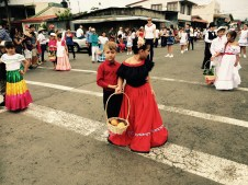 Alajuela represented at Independence Day Parade!