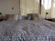 therapeutic beds in each room