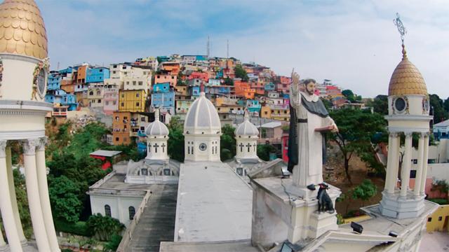 lugares turísticos en Guayaquil