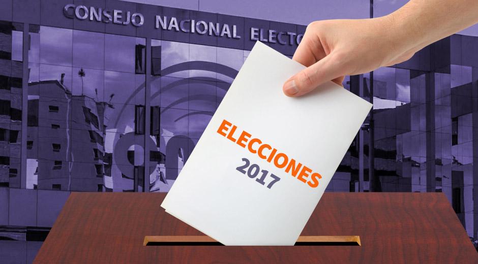 Resultado de imagen para elecciones en ecuador 2017