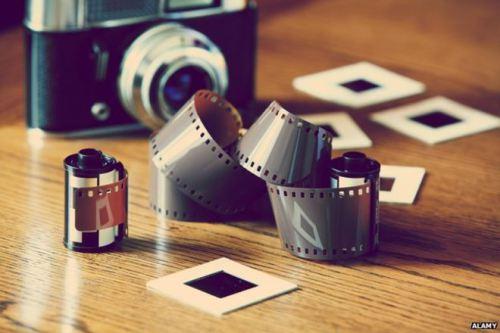 Плівкові фотографії