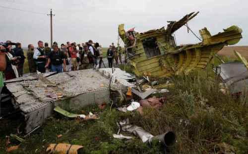 катастрофа малайзійського Boeing