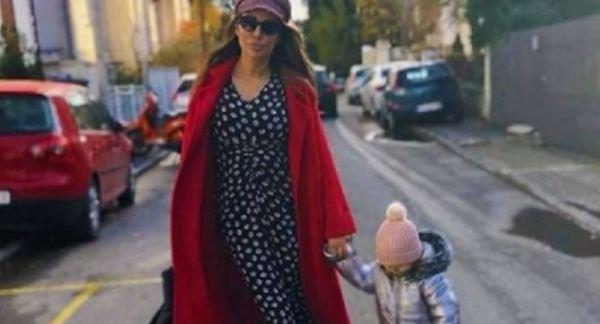 Кај неа нема криза: Ана Николиќ ја почести ќерката со ...
