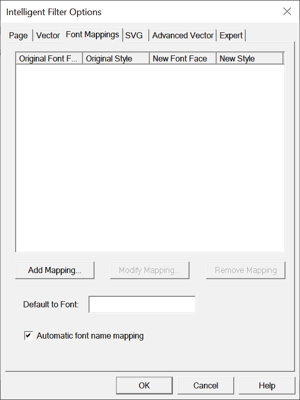 pdf2picture font mapping options