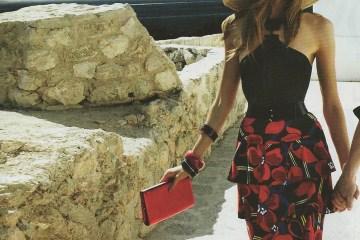 Karlie Kloss - December 2011 Vogue