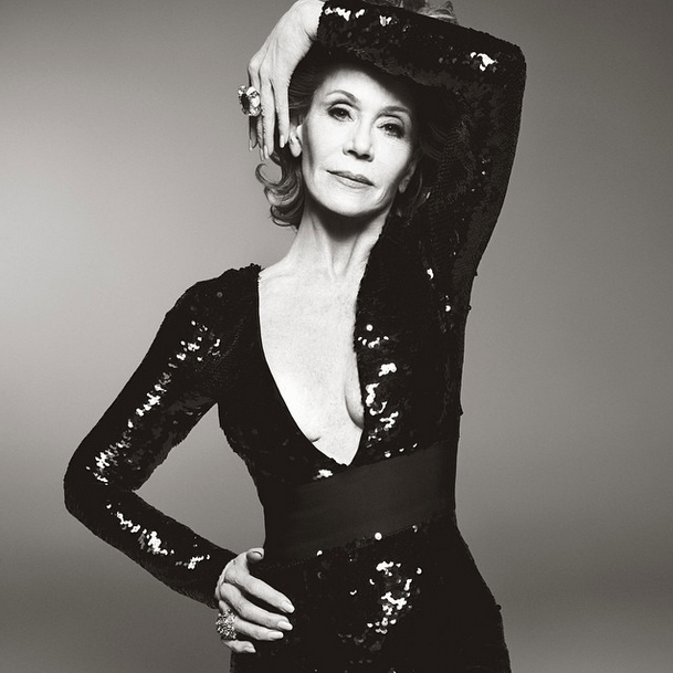 Jane Fonda W