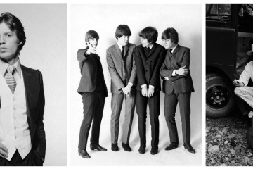 Beatles, Mick Jagger and Bob Dylan (Morrison Hotel Gallery)