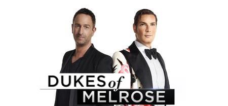 Dukes of Melrose Logo
