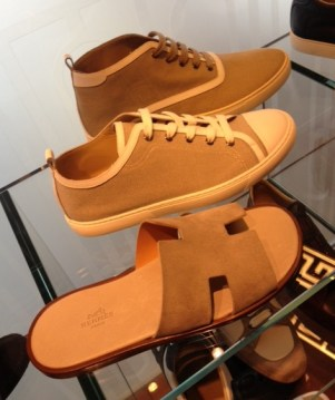 Hermès summer shoes