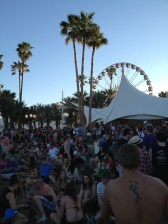 Atmoshpere at Coachella 2013