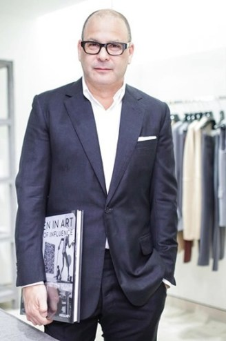 """Reed Krakoff at the launch of """"Women in Art"""" at Bergdorf Goodman"""