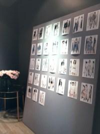 Balmain Spring 2014 Showroom