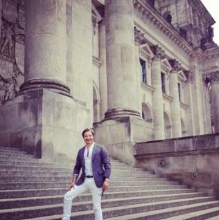 Joe in Berlin