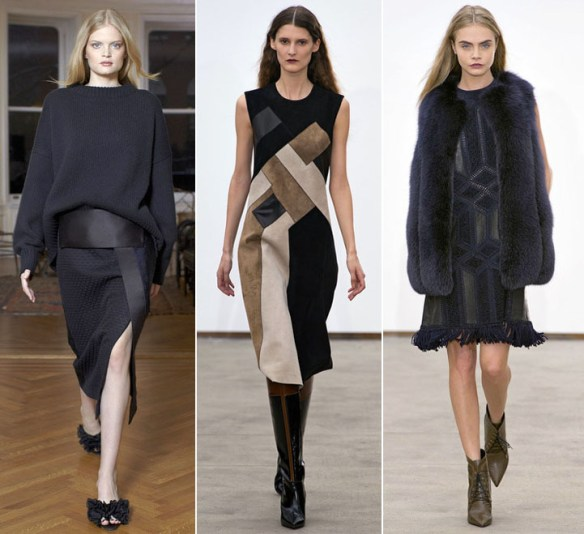 On Trend Texture Blocking