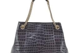 gucci-grey-soho-crocodile-shoulder-bag