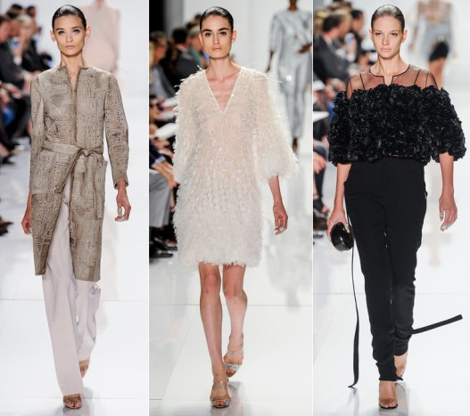 Ralph Rucci Spring 2014