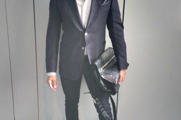 Jesse Garza: Classic / Chic style type