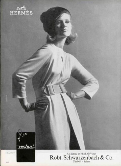 Hermès ad, 1960s