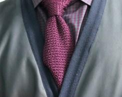 Ascot Chang Shirt, Tom Ford Knit Tie
