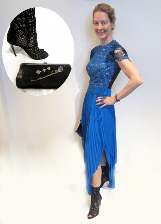 Melinda Knight fashion blog